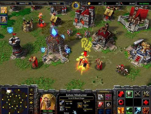 Game-offline-hoac-online-voi-Lan-Warcraft-3
