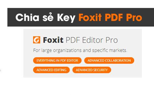 key-foxit-reader